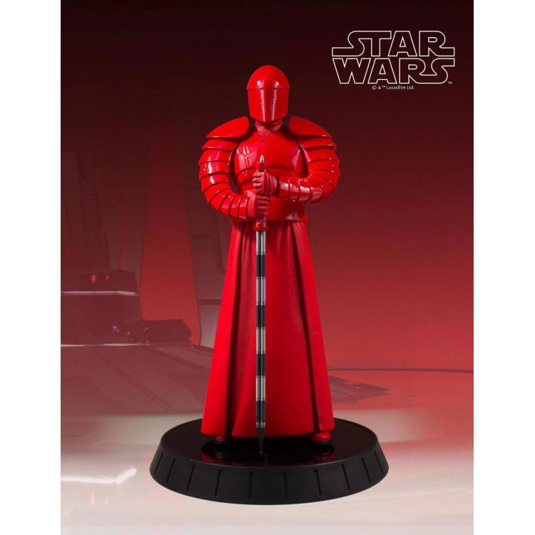 Star Wars Episode VIII Estatua 1/6 Praetorian Guard 30 cm