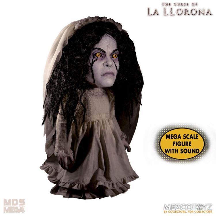 The Curse of La Llorona Mega Scale Talking Action Figure La Llorona 38 cm