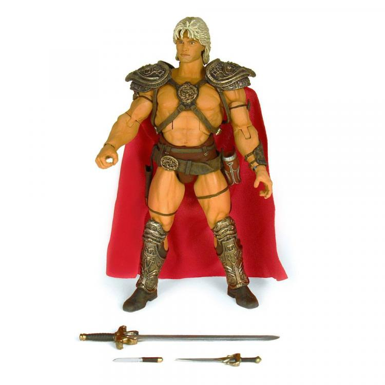 Masters of the Universe Figura Collector\'s Choice William Stout Collection He-Man 18 cm