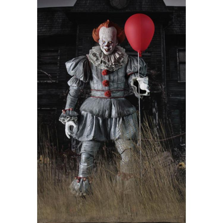 Stephen King\'s It 2017 Actionfigur 1/4 Pennywise (Bill Skarsgard) 46 cm