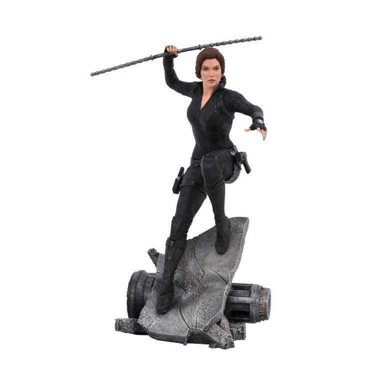 Vengadores: Endgame Marvel Movie Premier Collection Estatua Black Widow 30 cm
