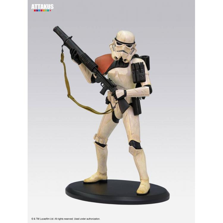Star Wars Elite Collection Estatua Sandtrooper 17 cm