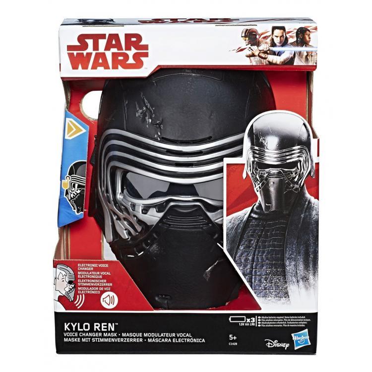 Star Wars Episode VIII Máscara Distorsionador de Voz Kylo Ren