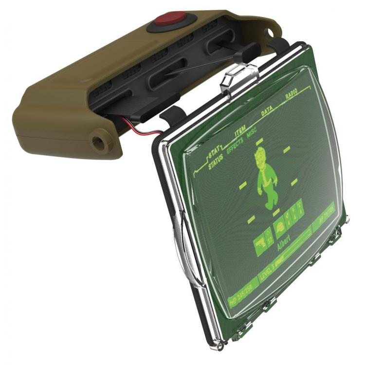 Fallout 76 Replica Pip-Boy Light-up Screen Upgrade Module