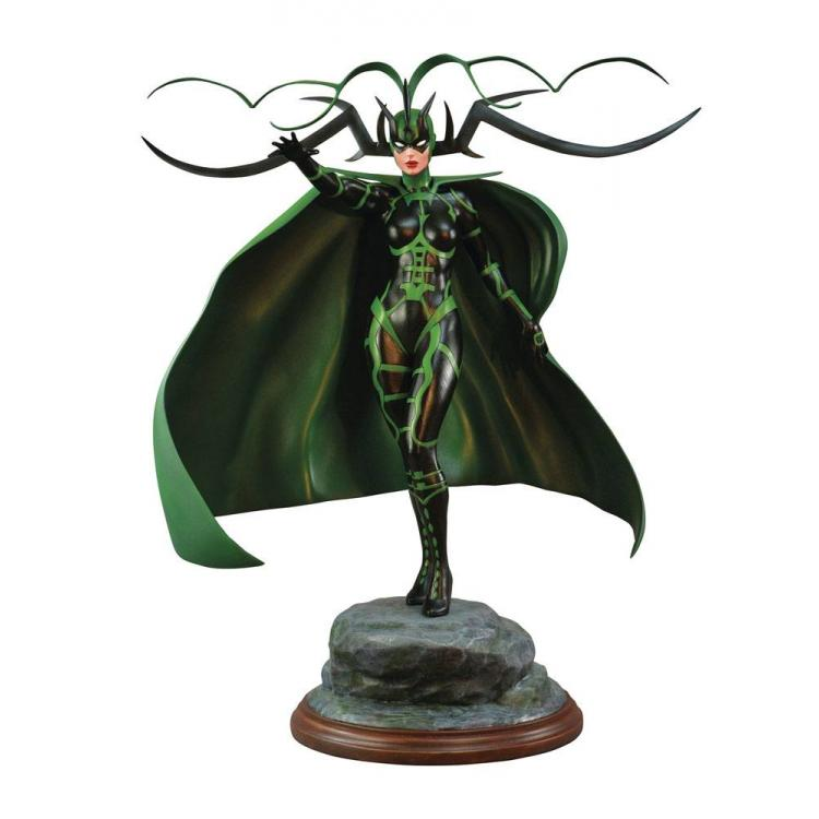 Marvel Comic Premier Collection Statue Hela 30 cm