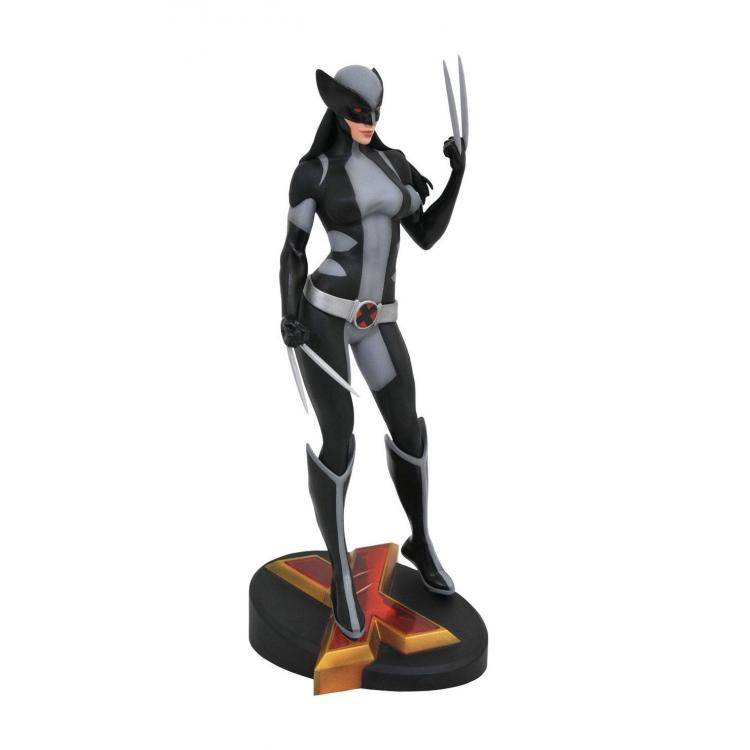 Marvel Gallery PVC Statue X-23 (X-Force) SDCC 2019 Exclusive 25 cm