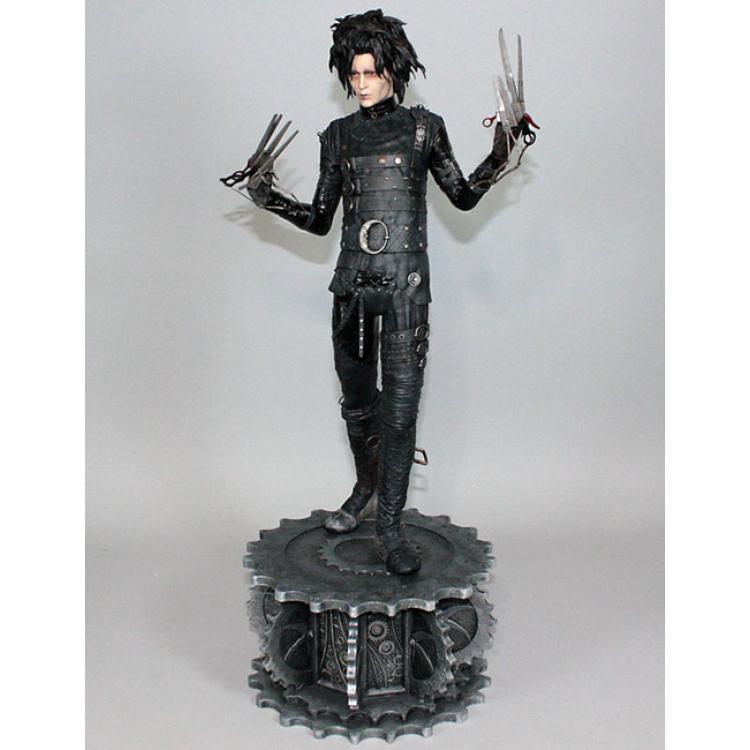 Edward Scissorhands Statue 1/4 Edward 61 cm