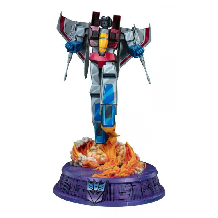 Transformers Estatua Museum Scale Starscream - G1 67 cm