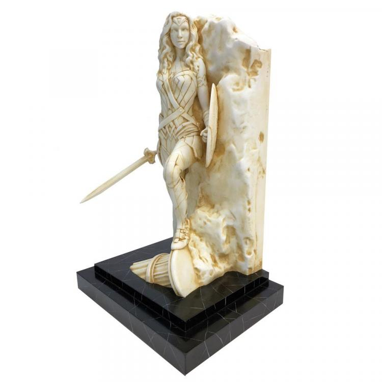 DC Comics Fine Art Statue Neo-Classical Wonder Woman Marble Finish 35 cm