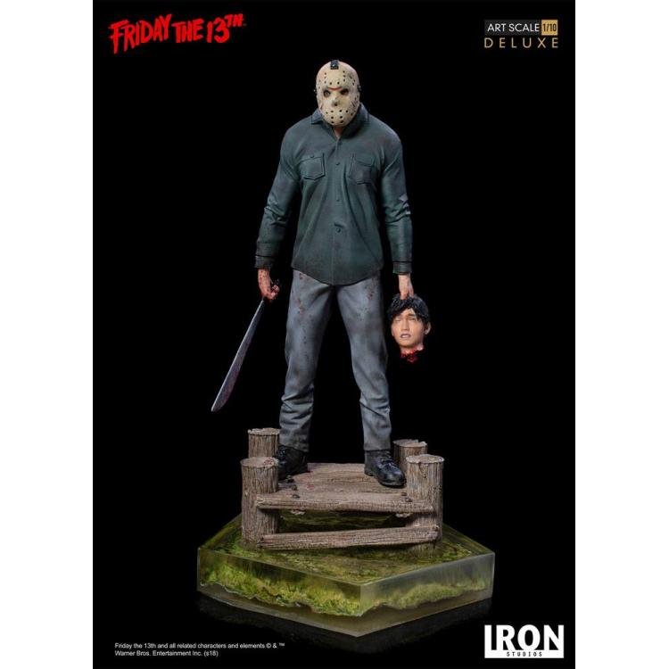 Friday the 13th Deluxe Art Scale Statue 1/10 Jason 25 cm