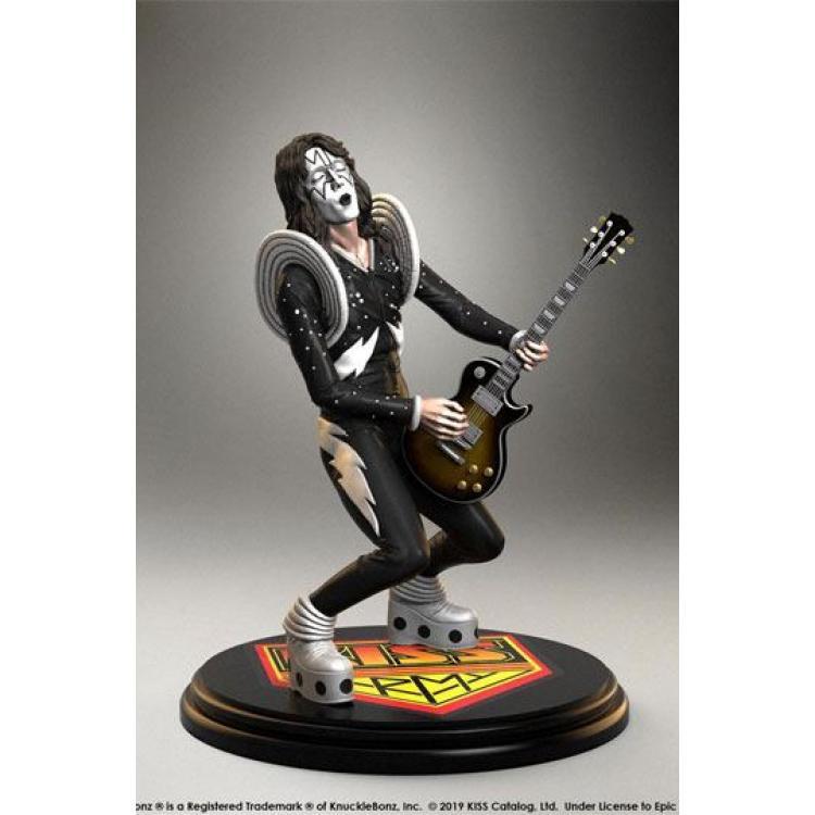 Kiss Estatua Rock Iconz 1/9 The Spaceman (ALIVE!) 20 cm