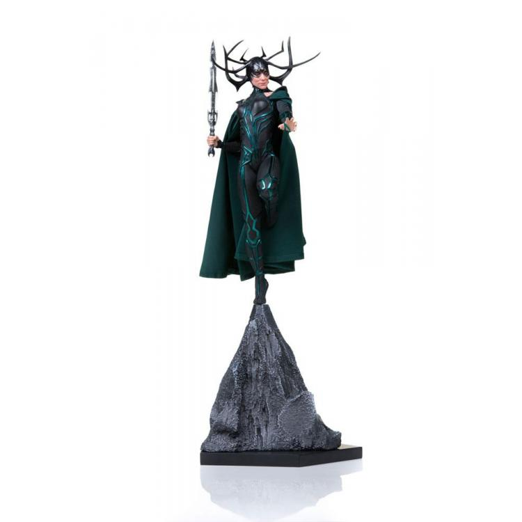 Thor Ragnarok Estatua Battle Diorama Series 1/10 Hela 36 cm
