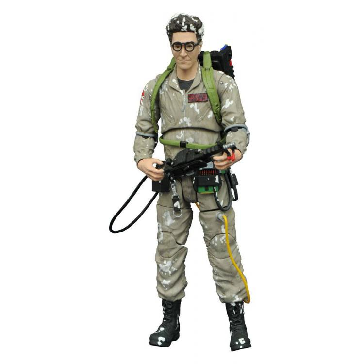 Los Cazafantasmas Figura Marshmallow Egon Spengler Previews Exclusive 18 cm