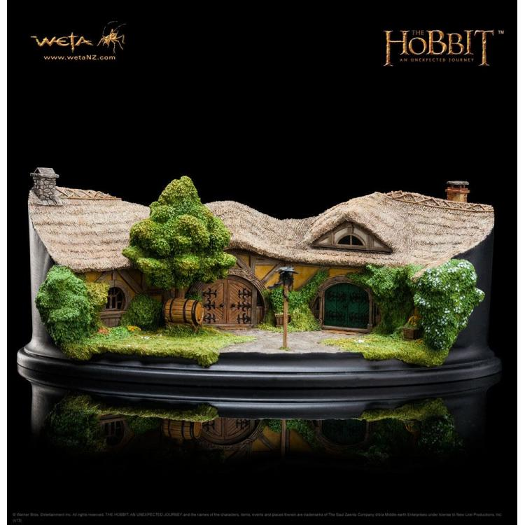 The Hobbit An Unexpected Journey Statue The Green Dragon Inn 9 cm