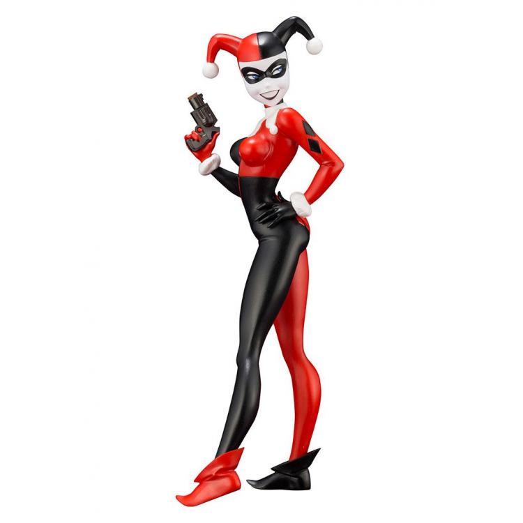 DC Comics Estatua PVC ARTFX+ 1/10 Harley Quinn (Batman: The Animated Series) 16 cm