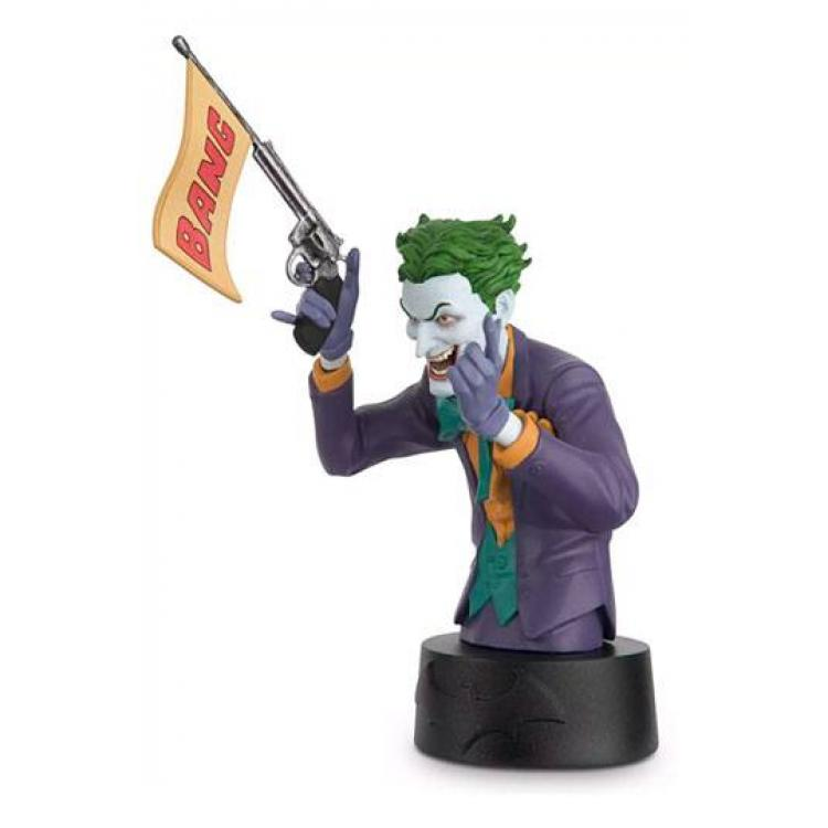 Batman Universe Collector\'s Busts Busto 1/16 #02 The Joker 17 cm