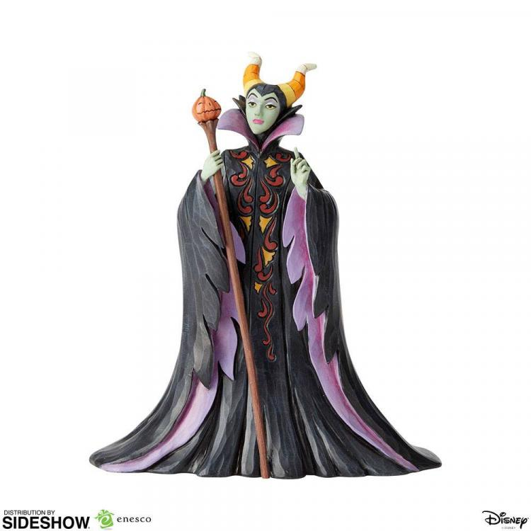 Disney Traditions Estatua Maléfica Halloween (La bella durmiente) 21 cm