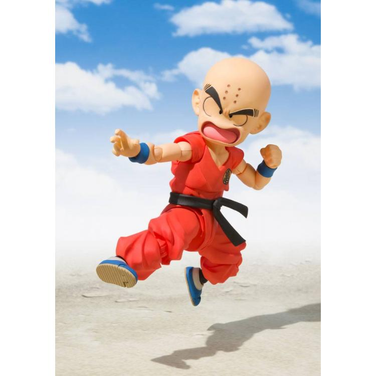 Dragonball S.H. Figuarts Action Figure Krillin (The Early Years) 10 cm