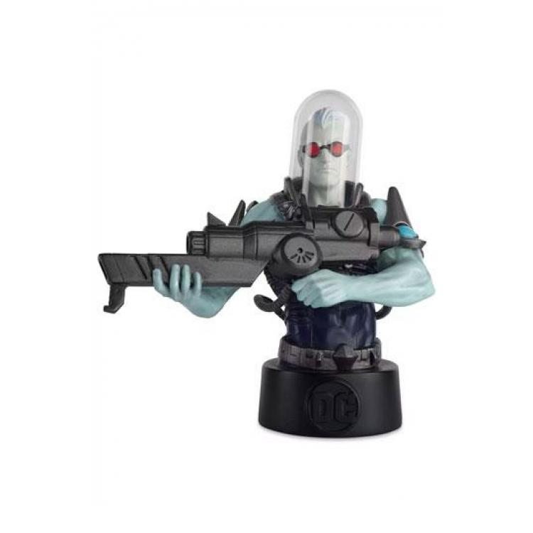 Batman Universe Collector\'s Busts Busto 1/16 #12 Mr. Freeze 14 cm
