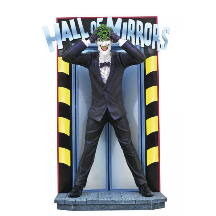 DC Comic Gallery PVC Diorama Joker The Killing Joke 25 cm