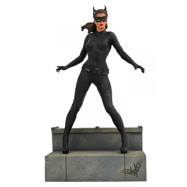 The Dark Knight Rises DC Movie Gallery PVC Statue Catwoman 23 cm