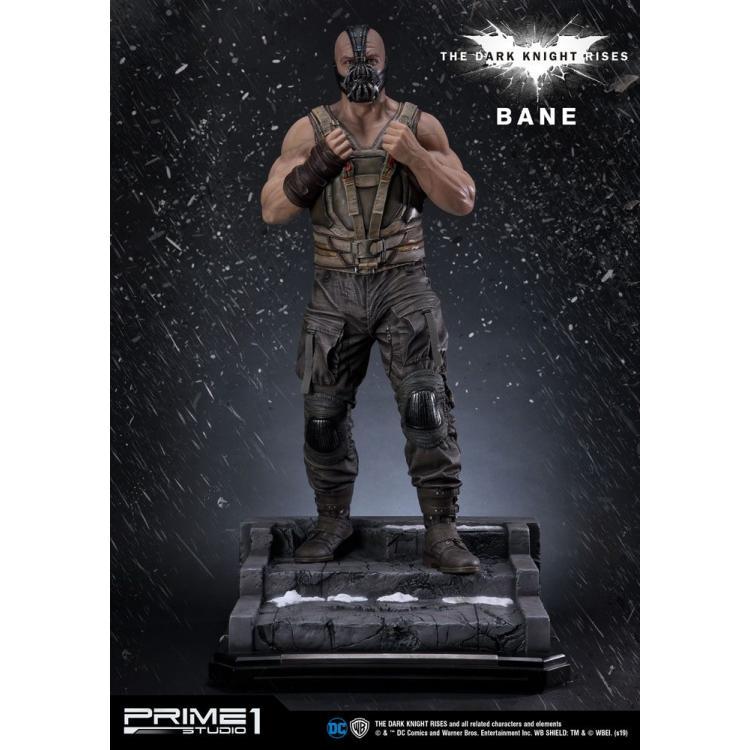 El caballero oscuro: la leyenda renace Estatua 1/3 Bane 82 cm