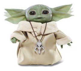 Baby Yoda Animatrónico